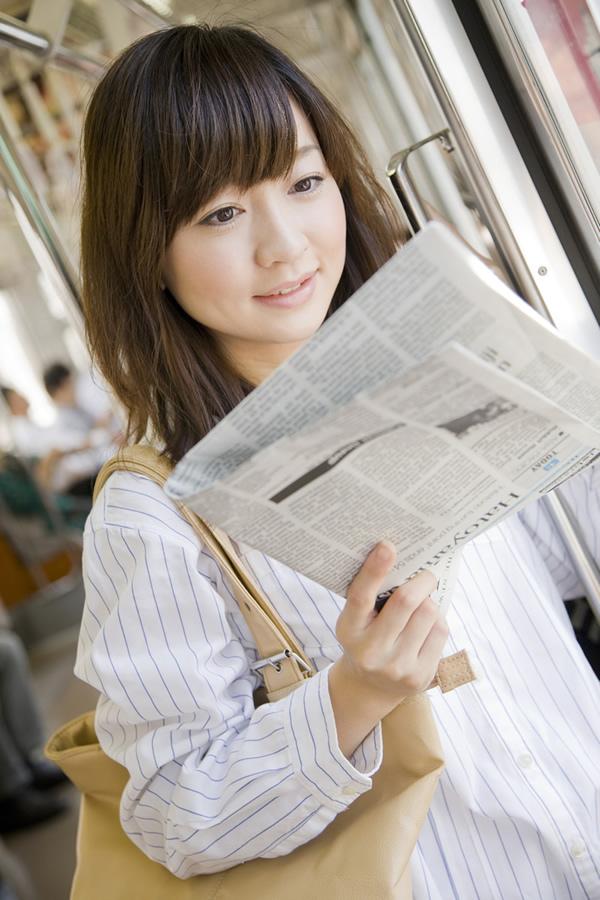 新聞を読んでますか?